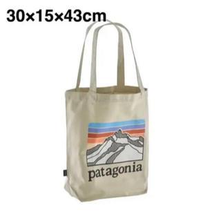 パタゴニア(patagonia)のpatagonia マーケット・トート 新品(トートバッグ)