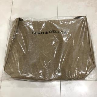 ディーンアンドデルーカ(DEAN & DELUCA)のDEAN&DELUCA リネン トートバッグ  L(トートバッグ)