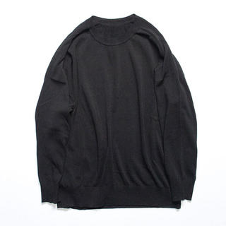 SUNSEA - stein 19ss SQUARE MOTION KNIT LS