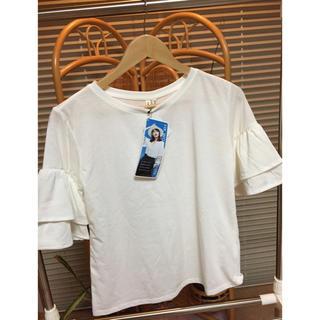 シマムラ(しまむら)の新品 HK Works(Tシャツ(半袖/袖なし))