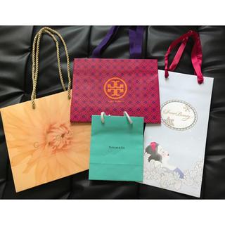 ティファニー(Tiffany & Co.)のショッパー4点セット(ショップ袋)