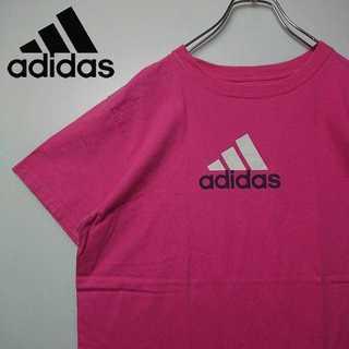 アディダス(adidas)のアディダス デカロゴ Tシャツ adidas N144(Tシャツ/カットソー(半袖/袖なし))