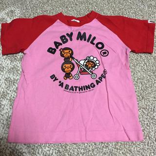 アベイシングエイプ(A BATHING APE)のBAPE KIDS Tシャツ (Tシャツ/カットソー)
