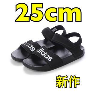 アディダス(adidas)の《新品 新作》adidas アディレッタK 25cm 他サイズ有り(サンダル)
