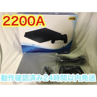 PlayStation4 - ps4本体 500gb ブラック 黒 スリム