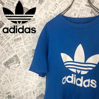 アディダス(adidas)のadidas アディダス Tシャツ トレフォイルロゴ ワンポイント(Tシャツ/カットソー(半袖/袖なし))