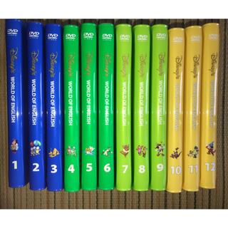 Disney - ケースのみ DWE Straight Play DVDケース ディズニー英語