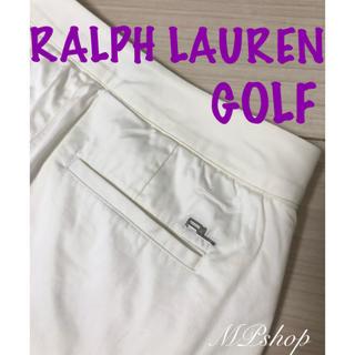 ラルフローレン(Ralph Lauren)のラルフローレンゴルフ インナーパンツ一体型ゴルフスカート ゴルフウェア(ウエア)
