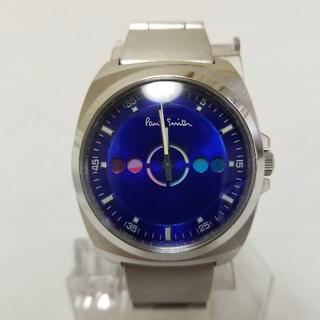 Paul Smith - ポールスミス 腕時計 ファイブアイズ メンズ 青ブルー Paul Smith