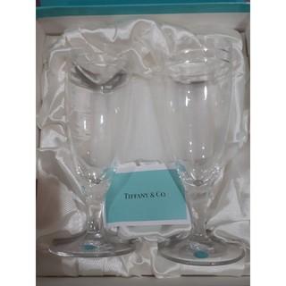 ティファニー(Tiffany & Co.)のティファニー ワイングラス シャンパン ビール(グラス/カップ)