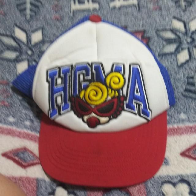 HYSTERIC MINI(ヒステリックミニ)のヒスミニ帽子 キッズ/ベビー/マタニティのこども用ファッション小物(帽子)の商品写真
