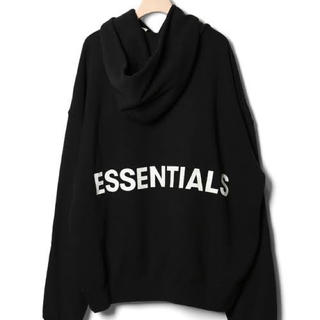 FEAR OF GOD - FOG essentialsパーカー