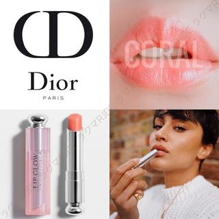 Dior - 【新品箱有】正規品 ディオールアディクト リップグロウ #004 コーラル♥