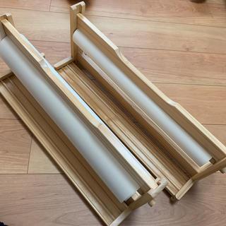 イケア(IKEA)のIKEA モーラ お絵かき 二台セット(知育玩具)