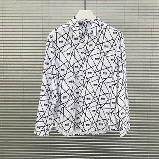 フェンディ(FENDI)のFENDI  シャツ(Tシャツ/カットソー(七分/長袖))