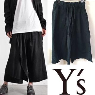 ワイズ(Y's)のY's ワイズ 袴パンツ ヨウジヤマモト yohji yamamoto(スラックス)