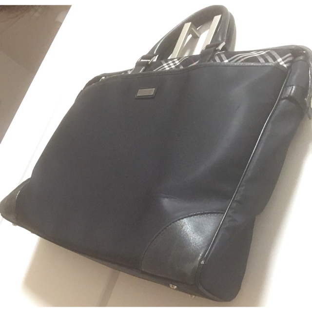 BURBERRY BLACK LABEL(バーバリーブラックレーベル)のBurberry ビジネス バッグ メンズのバッグ(ビジネスバッグ)の商品写真