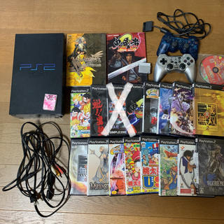 プレイステーション2(PlayStation2)のプレイステーション2(家庭用ゲーム本体)