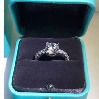 Tiffany & Co. - ティファニー TIFFANY & CO. 指輪 PT950