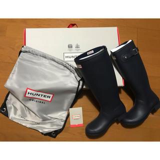ハンター(HUNTER)のHunter ロングブーツ(レインブーツ/長靴)