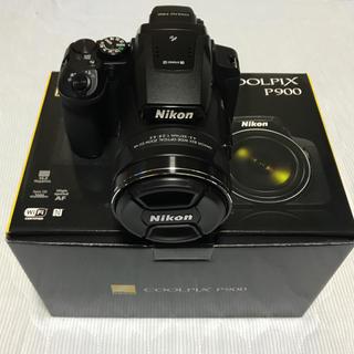 Nikon - Nikon coolpix P900 本体+付属品セット