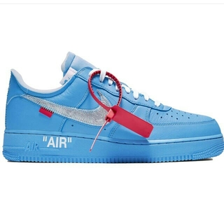OFF-WHITE - OFF-WHITE × NIKE AIR FORCE 1 LOW  MCA