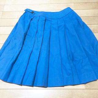 ミッシェルクラン(MICHEL KLEIN)の創志学園 夏スカート 水色(その他)