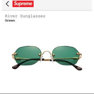 シュプリーム(Supreme)のSupreme River Sunglass(サングラス/メガネ)