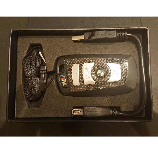 BMW(ビーエムダブリュー)の※BMW純正 USBメモリー 自動車/バイクの自動車(車外アクセサリ)の商品写真
