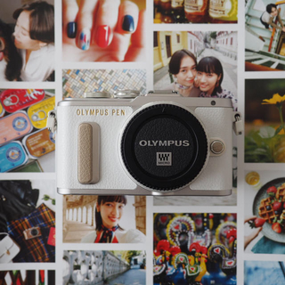 OLYMPUS - Aクラス美品 オリンパス ペン PEN E-PL8 ボディー ホワイト おまけ