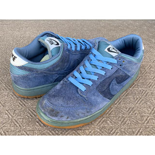 Nike Dunk Low Pro B Smurf sb