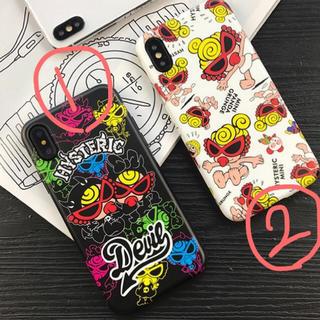 ヒステリックミニ(HYSTERIC MINI)のiPhoneケース ヒスミニ(iPhoneケース)