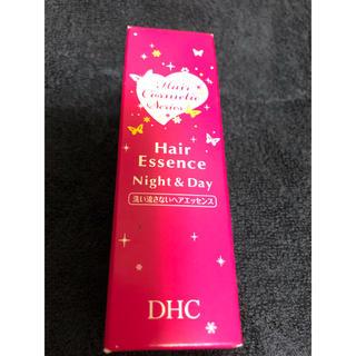 ディーエイチシー(DHC)の廃盤 DHC ヘアーエッセンス ナイト&デイ 洗い流さないヘアエッセンス(オイル/美容液)