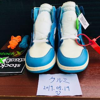 28cm即日発送!AIR JORDAN 1 X OFF-WHITE NRG(スニーカー)