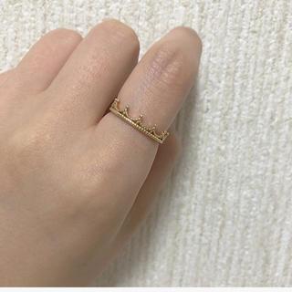 エテ(ete)のエテ クラウンリング(リング(指輪))