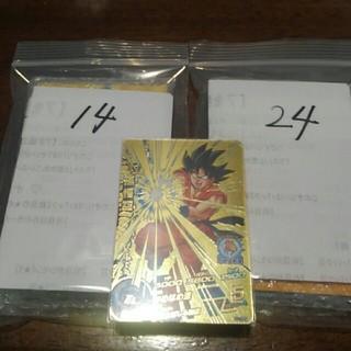 ドラゴンボール(ドラゴンボール)のけんちゃん様専用 ドラヒカード+オマケ(その他)