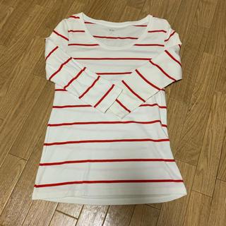 ユニクロ(UNIQLO)のUNIQLO トップス(Tシャツ(長袖/七分))