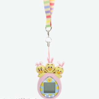 Disney - ポケットうさぴよ  本体&カバーセット  ピンク 新品