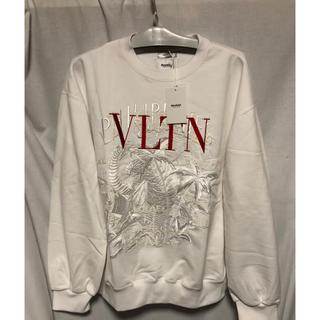 バレンシアガ(Balenciaga)の本日限定価格!! doublet varentino カオス刺繍スウェット (スウェット)