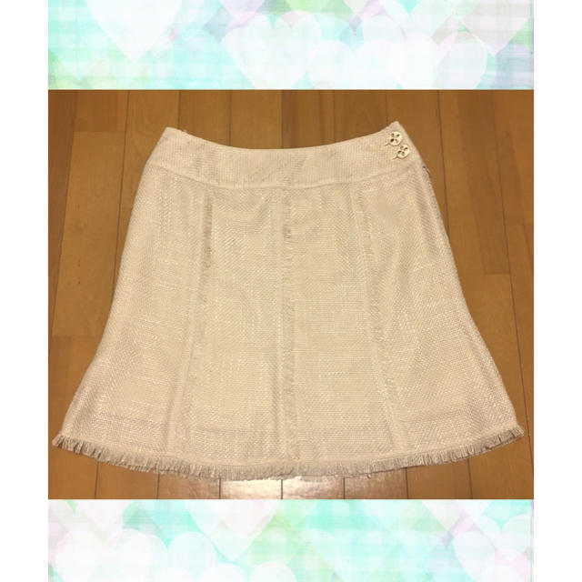 marble ink(マーブルインク)のマーブルインク ミニスカートM レディースのスカート(ミニスカート)の商品写真