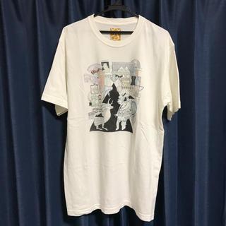 ユニゾンスクエアガーデン(UNISON SQUARE GARDEN)のUNISON SQUARE GARDEN グッズTシャツ(Tシャツ/カットソー(半袖/袖なし))