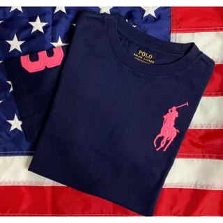 ★BIG PONY ★ラルフローレンビッグポニーTシャツL/160