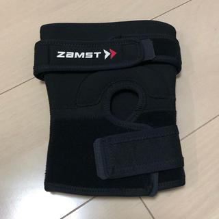 ザムスト(ZAMST)のZAMST 膝サポーター Mサイズ(トレーニング用品)