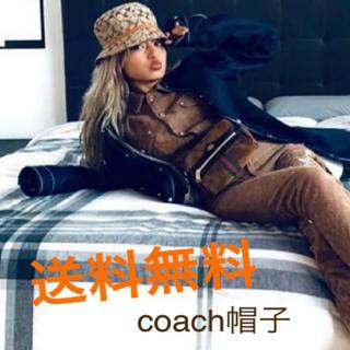 コーチ(COACH)の☆ COACH コーチ 帽子 ☆(ハット)