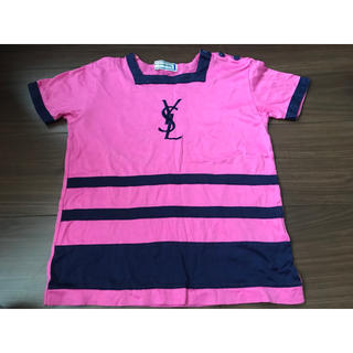 Yves Saint Laurent Beaute - 即完売品 レア 正規品 イヴ・サンローラン 半袖 シャツ Tシャツ 110