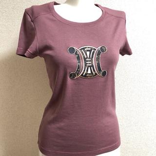 セリーヌ(celine)のCELINE、Tシャツ、セリーヌTシャツ、セリーヌ服、マカダム、刺繍、セリーヌ(Tシャツ(半袖/袖なし))