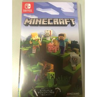 ニンテンドースイッチ(Nintendo Switch)の美品⭐︎  Minecraft マインクラフト(家庭用ゲームソフト)