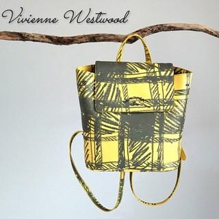 ヴィヴィアンウエストウッド(Vivienne Westwood)のVivienne Westwood ANGLOMANIA リュック(リュック/バックパック)