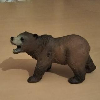 アニマルフィギュア(熊)