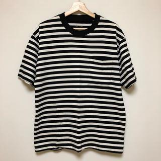 ムジルシリョウヒン(MUJI (無印良品))のMUJI Labo ボーダーTシャツ(Tシャツ/カットソー(半袖/袖なし))
